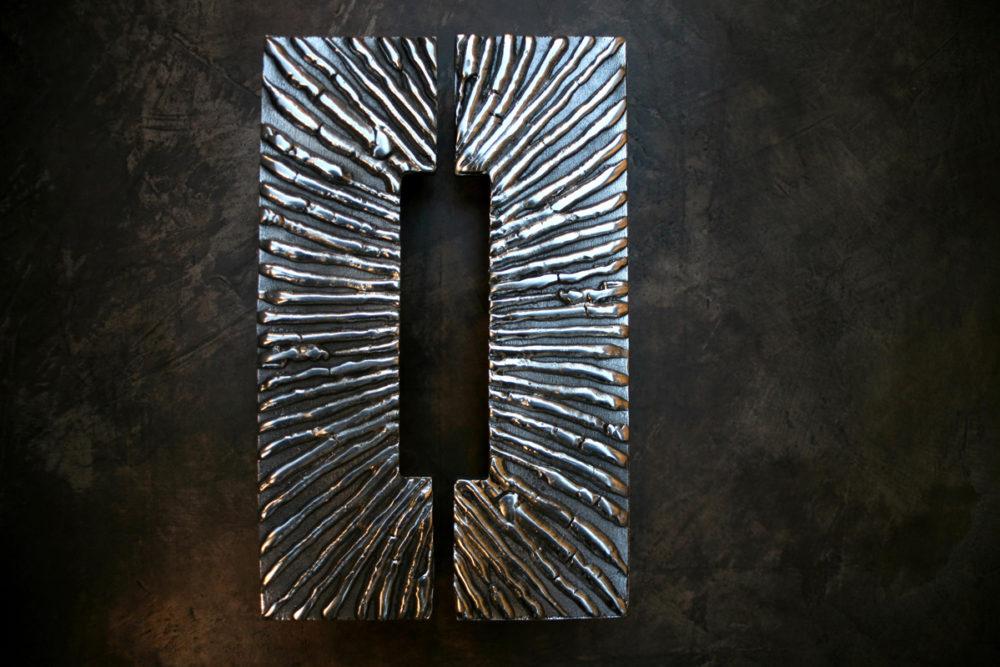 2 square alluminio