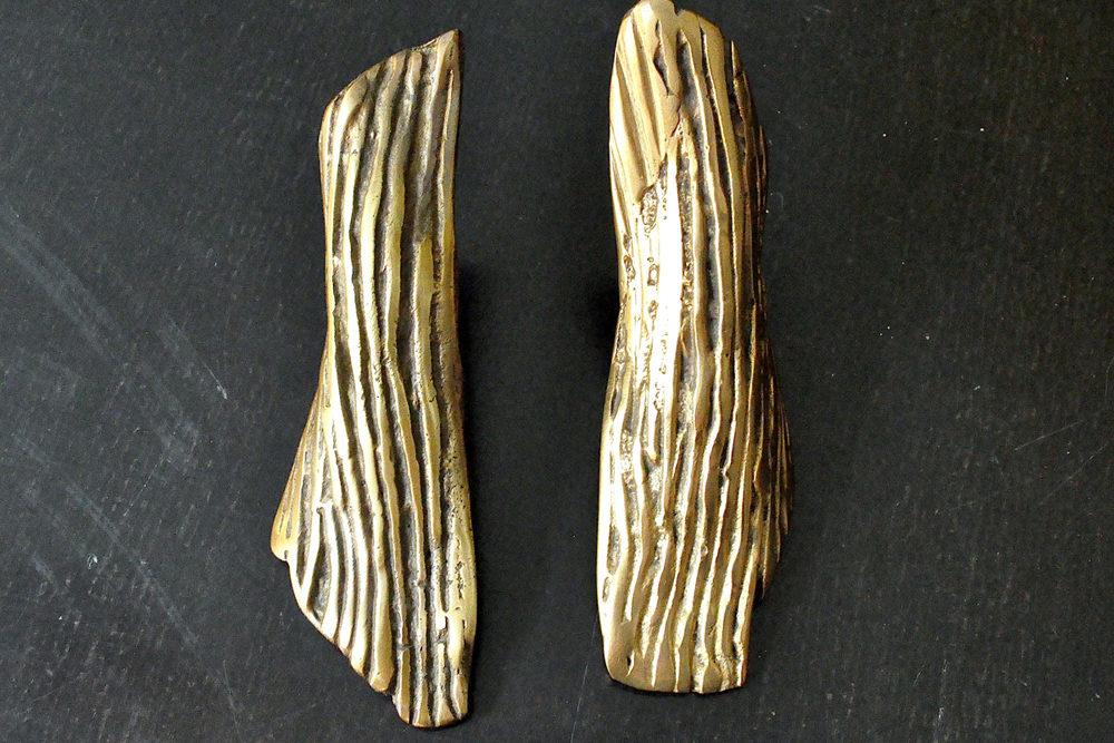 fasci small brass